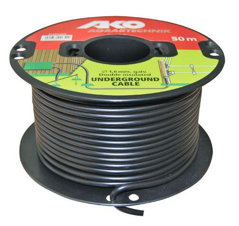 Câbles de connexion clôture - terre