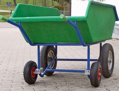 Brouette 4 roues for Chariot de jardin leroy merlin