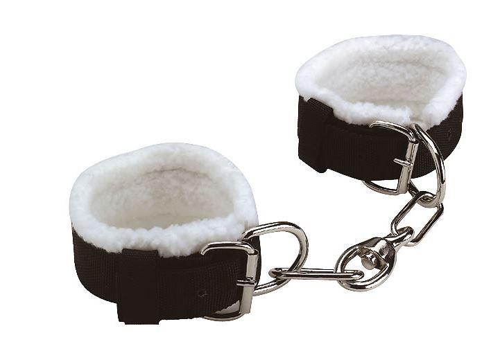 Entraves nylon doublé mouton