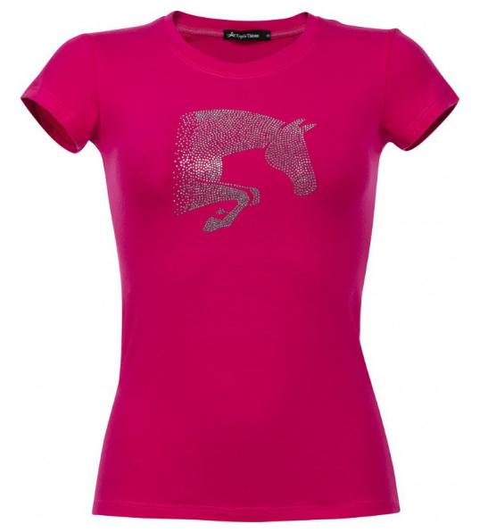 tee-shirt equi-thÈme jump star manches courtes - vêtements d