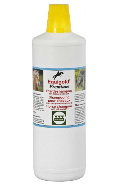 EQUIGOLD Premium Shampooing pour chevaux