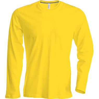 Tee-shirt à manches longues Col Rond Homme19