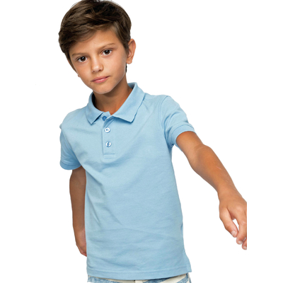 Polo Enfant lavable à 60° Kariban