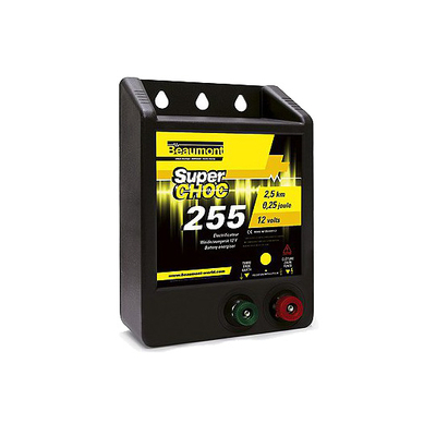 Poste batterie 12 V Superchoc 255 Beaumont