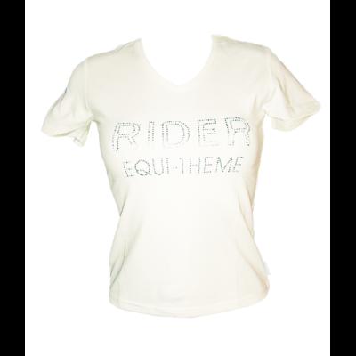 Tee shirt EQUI THEME Diamond Rider
