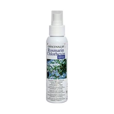 Spray de soin OFFICINALIS Romarin & Chlorhexine