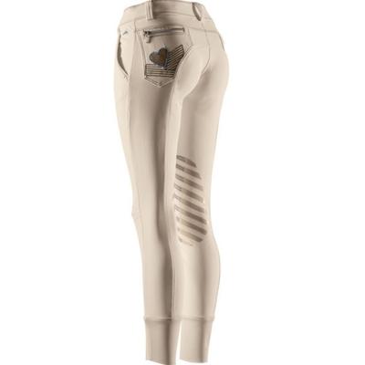 Pantalon EQUI-THÈME Aqua Femme