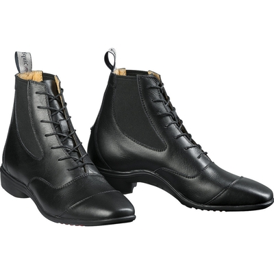 Boots EQUIT'M Cuir à lacets