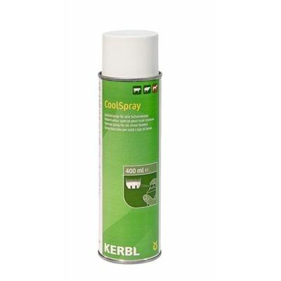 Spray refroidissant et lubrifiant pour peignes de tondeuses