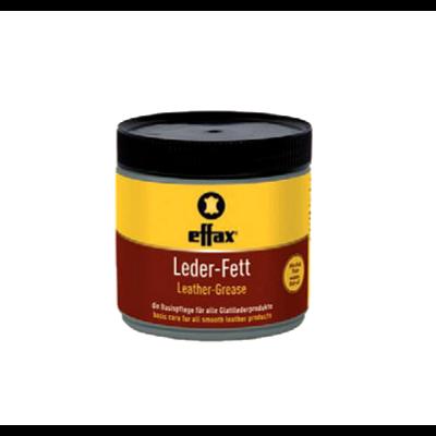 EFFAX Graisse pour cuir noir