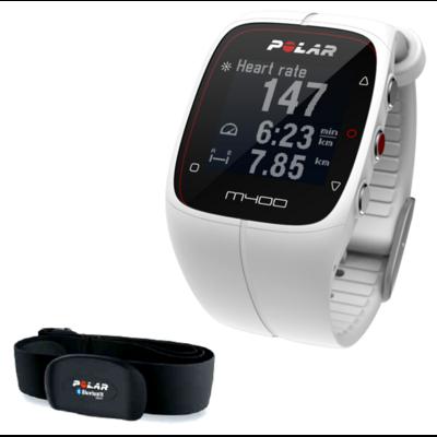 Montre Cardio GPS M400 POLAR avec émetteur cardiaque H7 bluetooth