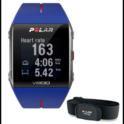 Montre Cardio GPS V800 POLAR avec émetteur cardiaque H7 bluetooth