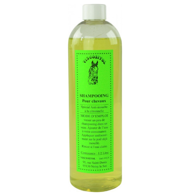 VISCOSITOL Shampooing pour chevaux