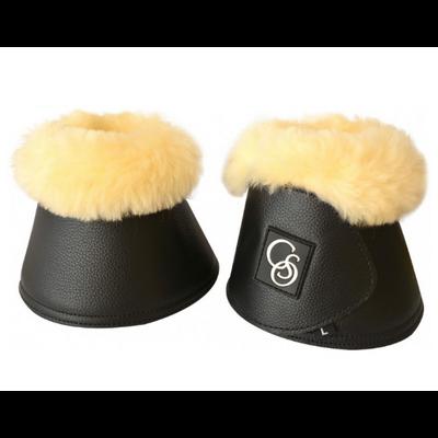Cloches CSO cuir et Mouton véritable