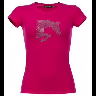 Tee-shirt EQUI-THÈME Jump Star manches courtes