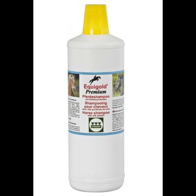 EQUIGOLD Premium Shampooing pour chevaux