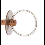 Mors 2 anneaux recouvert de cuir Beris1