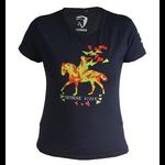 T-shirt Horse Rider Horka3