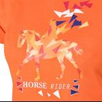 T-shirt Horse Rider Horka4