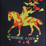 T-shirt Horse Rider Horka5