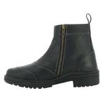 Boots Hiver Norton Zipper3
