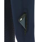 Pantalon softshell EQUITHÈME Kitzbuhl fond Silicone5