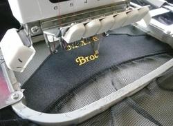 broderie bonnet anti mouche