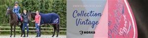 Sellerie CPNB Personnalisation Collection Equestrian Sport vintage