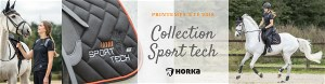 Sellerie CPNB Personnalisation Collection Sport tech
