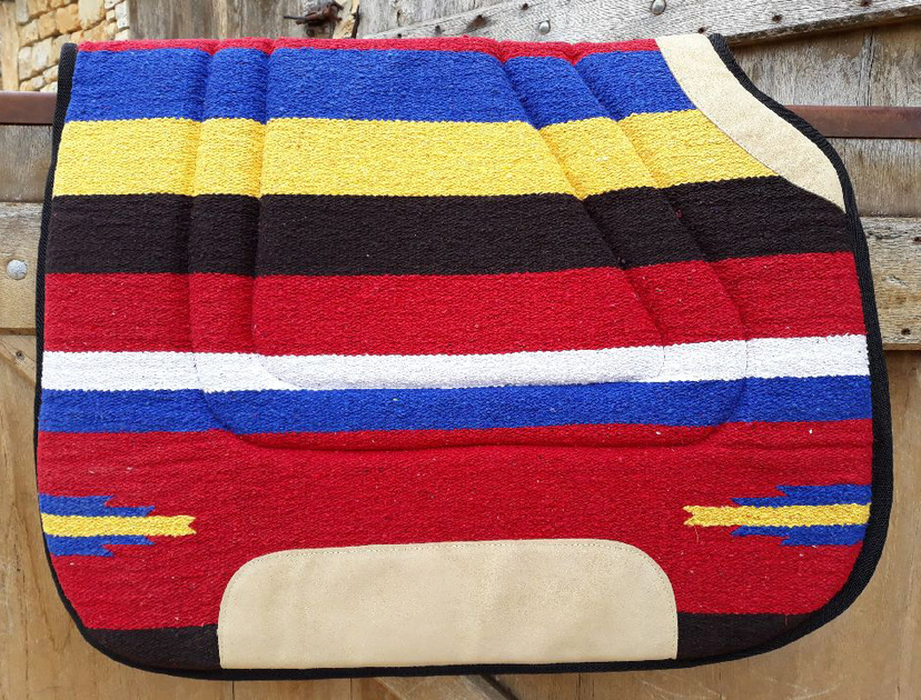 tapis pais navajo doubl coton tapis de selle tapis western et navajo sellerie cpnb. Black Bedroom Furniture Sets. Home Design Ideas