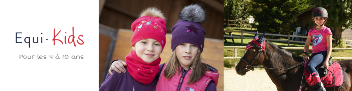 Diaporama Sellerie CPNB Personnalisation Collection Equi-Kids