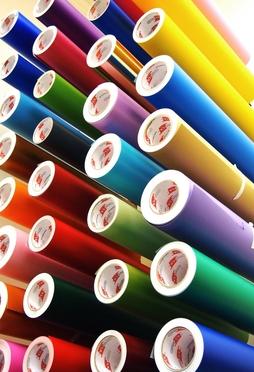 couleurs vinyle stickers