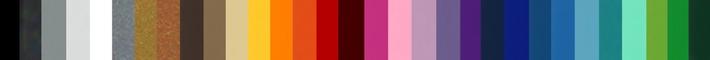 couleurs de stickers cpnb