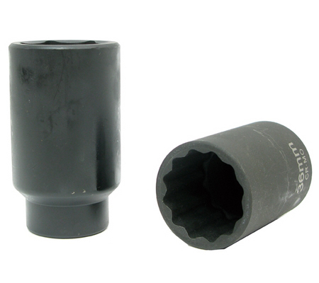 douille choc 12pts 38mm sp ciale crou de moyeu douilles sp ciales outillage. Black Bedroom Furniture Sets. Home Design Ideas