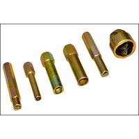 Clé douille pompe à injection diesel x 6 pièces