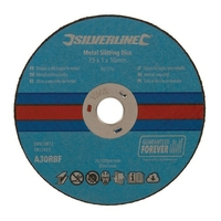 10 disques de tronçonnage métal 75mm pour disqueuse droite