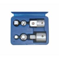 Coffret adaptateurs de carré pour douille et cliquet
