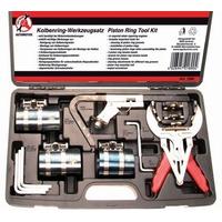Outils pour montage des segments de pistons