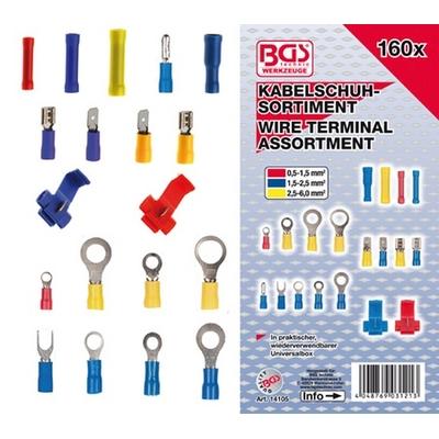 14105- 160 cosses electriques