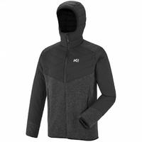 Dual iceland wool hoodie