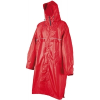 Poncho Cagoul Rain Stop Rouge