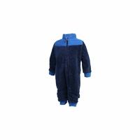 Karim pile suit bleu