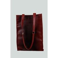 KAMET 2.0 sac shopping en cuir de veau tie & dye
