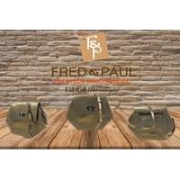 PUMORI S sac en cuir de veau doré, porté épaule ou croisé