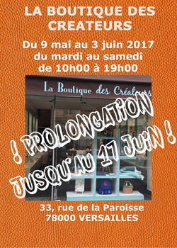 Flyer-prolongation