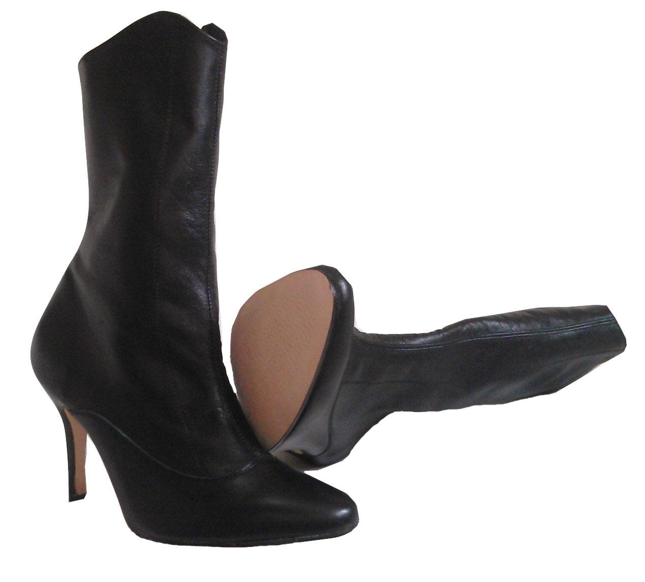 bottes de danse femme