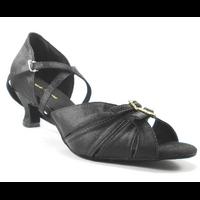 Chaussures de danse femme Stefania Black