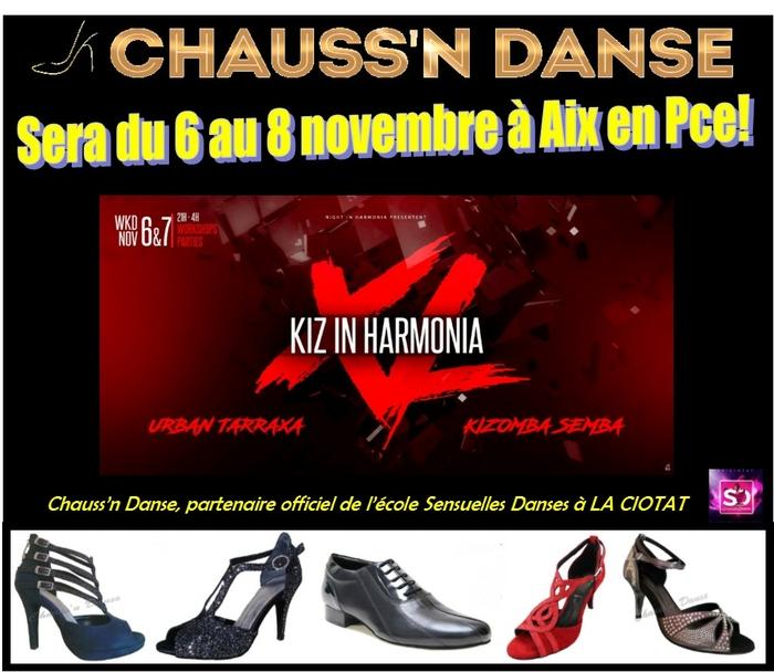 KIZ IN HARMONIA week-end XL 6-8 nov 2020
