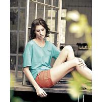 """T-shirt """"Emily"""" - chanvre et coton bio"""