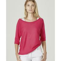 """T-shirt """"Cécilia"""" - coton bio et chanvre"""